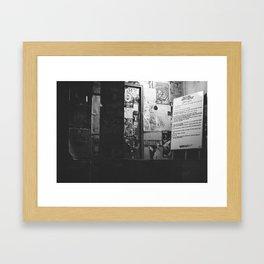 Saguijo, 2013. Framed Art Print