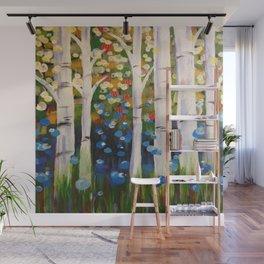 In Memory of Hannah Wall Mural
