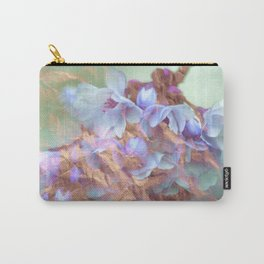 periwrinkle Carry-All Pouch