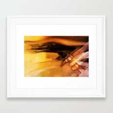 fff Framed Art Print
