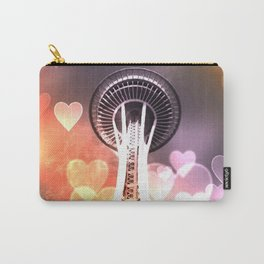 Seattle Love Carry-All Pouch