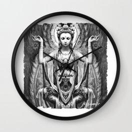 Goddess (5) Wall Clock