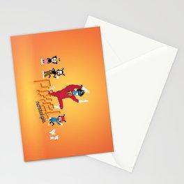 WB Pixel Nostalgia Stationery Cards