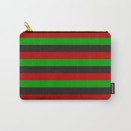 afghanistan flag stripes Carry-All Pouch