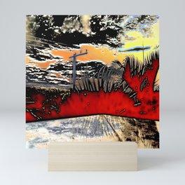 Serigraphy Mini Art Print