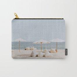 beach vibes xx Carry-All Pouch