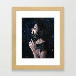 Gravity Trance Framed Art Print