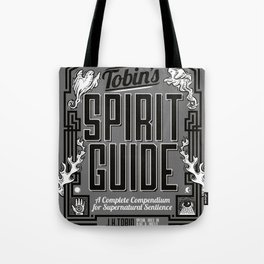 The Ghostbusters Greatest Resource: Tobin's Spirit Guide. Tote Bag