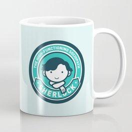 Sherlock Coffee Mug