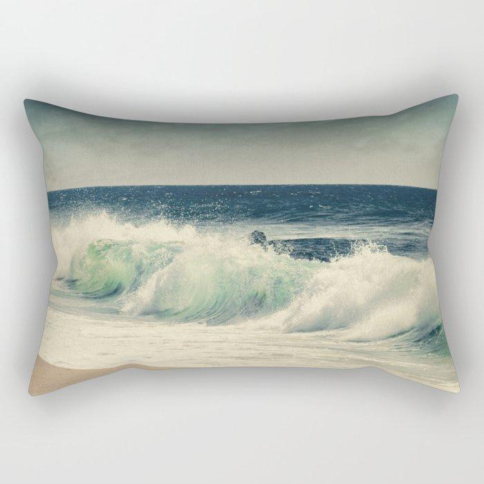 Again and again Rectangular Pillow