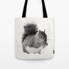 Squirrel Animal Photography Tote Bag