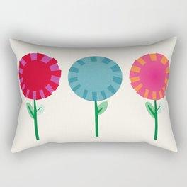 Little Maids all in a Row Rectangular Pillow