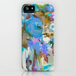 Bloom Fresh, Rest Well iPhone Case