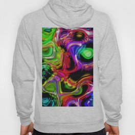 Vibrant Colors 3 Hoody