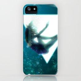 Falling Under iPhone Case