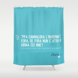 iTempu Shower Curtain