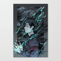 daunt Canvas Prints featuring VOID by Daunt