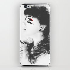 Kacie Marie iPhone & iPod Skin