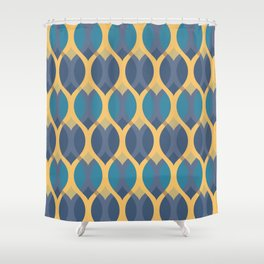 Spring 2018 Pattern Collection Shower Curtain