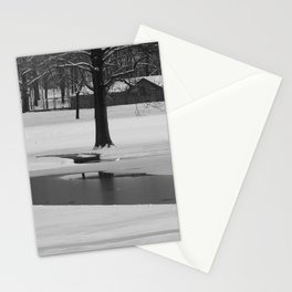Snow day Stationery Cards