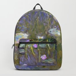 Water Lilies - Monet Backpack