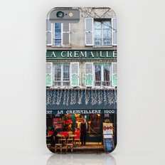 Streets of Paris iPhone 6s Slim Case