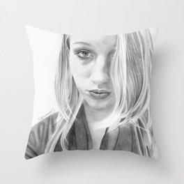 Catt Throw Pillow