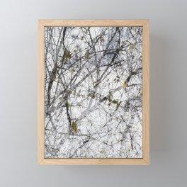 Winter Solstice Framed Mini Art Print