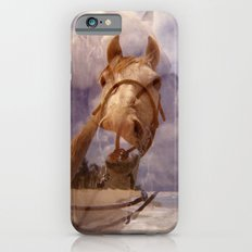 Horses iPhone 6s Slim Case