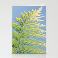fern Stationery Cards featuring Fern by Pati Designs