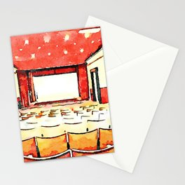 Istituto Emiliani: theater Stationery Cards