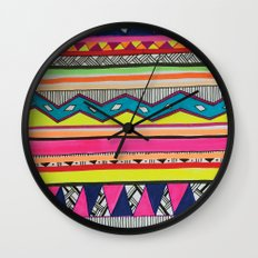 GHHORIZONTAL Wall Clock