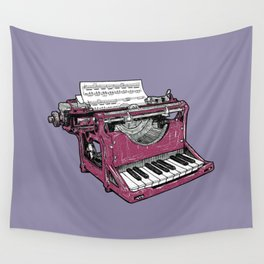 The Composition - P. Wall Tapestry