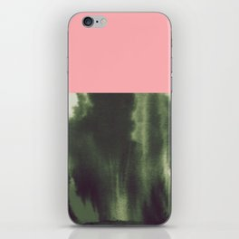 water color wave iPhone Skin