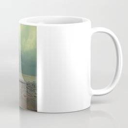 Rainbow Over Sea Coffee Mug