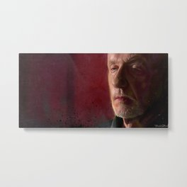 Better Call Saul (mike) Metal Print
