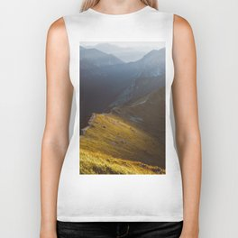 Just go - Landscape and Nature Photography Biker Tank