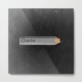 Charlie Metal Print