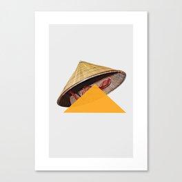 Non-La Canvas Print