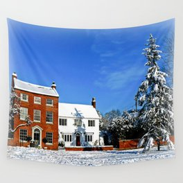 Wondrous Winter Wall Tapestry