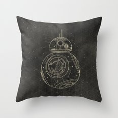 BB8 Throw Pillow