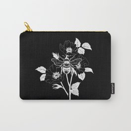 Save the bees black Carry-All Pouch