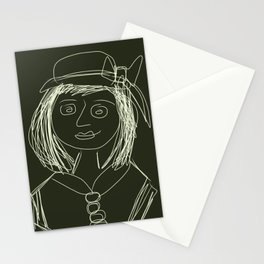 Lass Stationery Cards