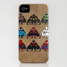 Spider-man - The Year of the Costumes iPhone (4, 4s) Slim Case