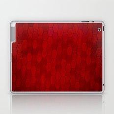 Red Pattern Laptop & iPad Skin