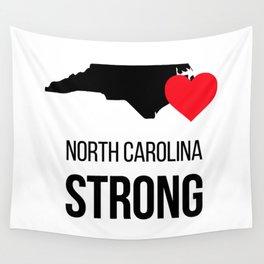 North Carolina strong / Hurricane season Wall Tapestry