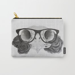 Owl: The Wise One Carry-All Pouch
