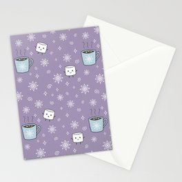 Winter Treat Stationery Cards