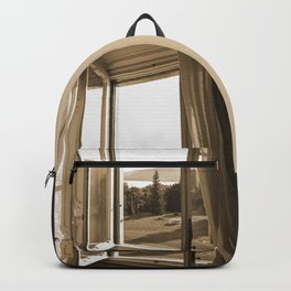 Another window in Tuscany Backpack