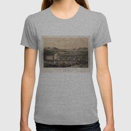 University of Virginia, Charlottesville & Monticello (1856) T-shirt